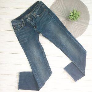 Lucky Brand Sundown Straight Jeans - 00